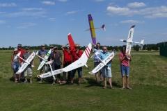 Zeitflugwettbewerb 2018